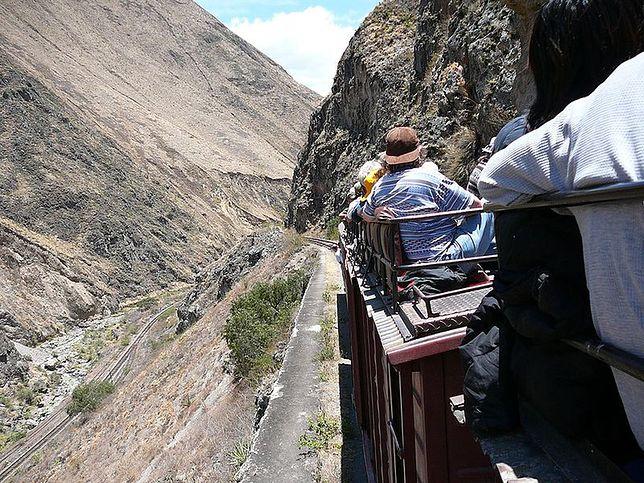 Nariz del Diablo, Ekwador
