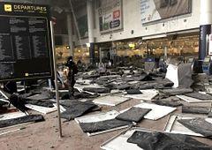 Bruksela - zamachy bombowe w stolicy UE