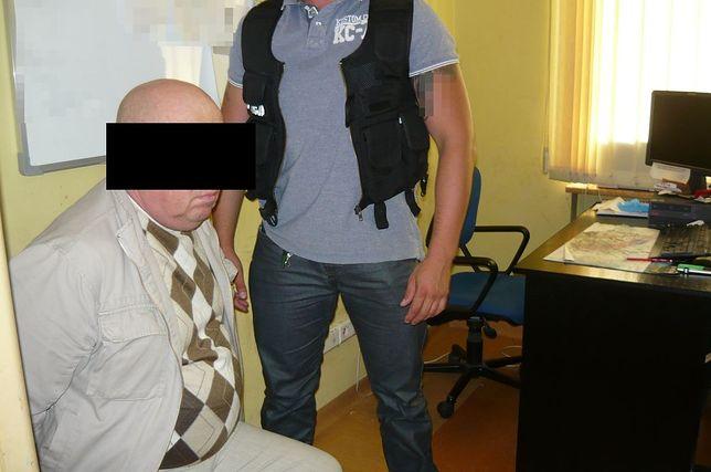 57-letni włamywacz zatrzymany [WIDEO]