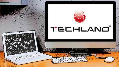 Polscy twórcy gier od A do Z: Techland