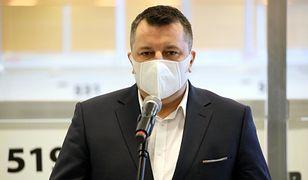 """Polski dyplomata zakażony indyjskim wariantem koronawirusa. """"Jego stan się poprawia"""""""