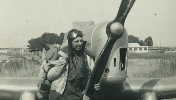 Czy żołnierz Luftwaffe zostanie patronem poznańskiej ulicy? Trudna biografia Tony'ego Halika