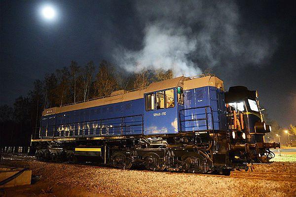 Pomorską Koleją Metropolitarną jeżdżą pierwsze lokomotywy