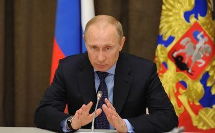 Putin szantażuje Ukrainę i UE