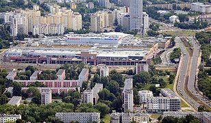 Ewakuacja centrum handlowego w Warszawie. Pirotechnicy sprawdzają Arkadię