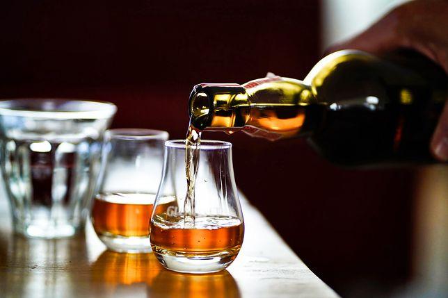 Nowa technologia pozwala dokładnie zidentyfikować whisky