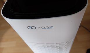 Oczyszczacz Goclever to ciekawy i tani sposób na zimowy smog