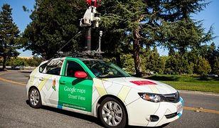 Samochody Google Street View znowu jeżdżą