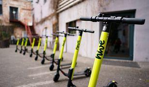 Hulajnogi będą rowerami
