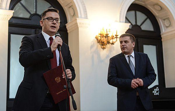 Wiceminister Krzysztof Chlebus odchodzi z resortu zdrowia