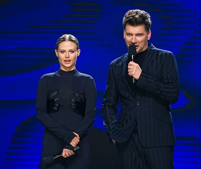 "Anna Karczmarczyk i Tomasz Kammel w ""Dance, Dance, Dance"""