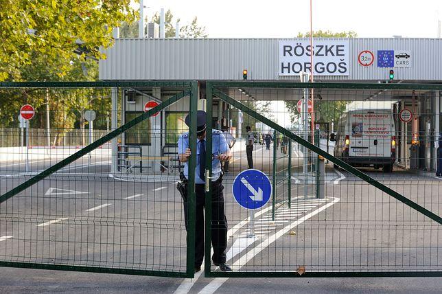 Do zdarzenia doszło na przejściu granicznym w Rozszke.