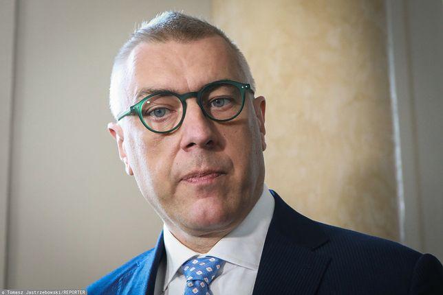 Roman Giertych złożył pozew przeciwko prokuratorowi Jackowi Motawskiemu