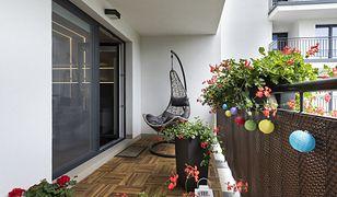 Balkon to idealne miejsce wypoczynku