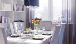 Najciekawsze propozycje na dekorację stołu. Obrus, bieżnik czy serweta?