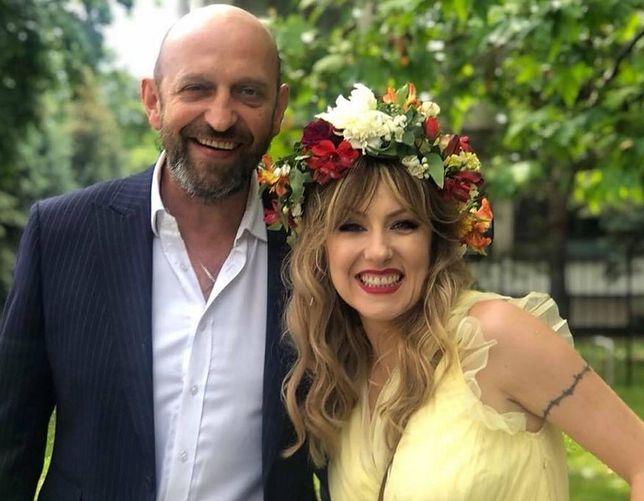 Agata Wątróbska i Janusz Chabior są małżeństwem.