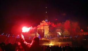Częstochowa. Pielgrzymka kibiców na Jasnej Górze z 2018 roku
