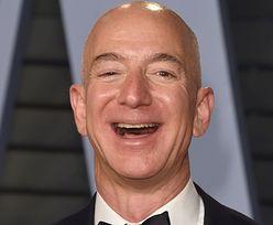 Tak wygląda najbogatszy człowiek świata. Zarobki Jeffa Bezosa porażają