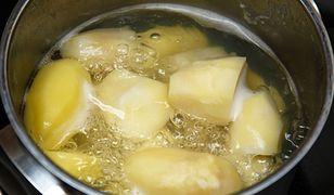 Nie wylewaj wody po ziemniakach