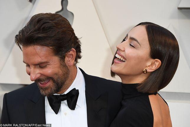 Bradley Cooper i Irina Shayk na Oscarach 2019