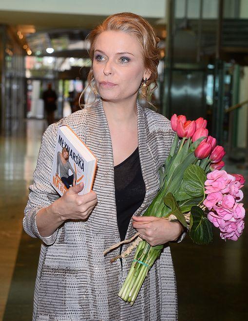 Paulina Młynarska była niezależną nastolatką, która rzuciła naukę