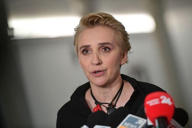 Joanna Scheuring-Wielgus: Lewica składa wniosek do NIK ws. PFN