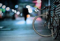 Warszawa. Z okna restauracji zobaczył, jak kradnie mu rower