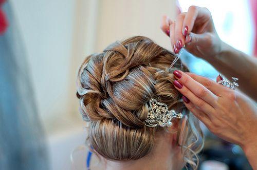 Fryzura na wesele - wybierz odpowiednią i zabłyśnij na weselu