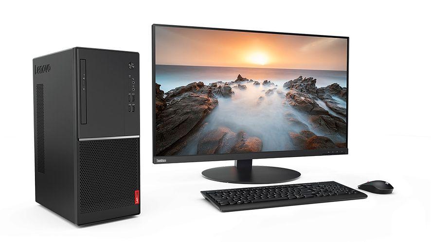 Lenovo V55t – rozsądny wybór do pracy i nauki
