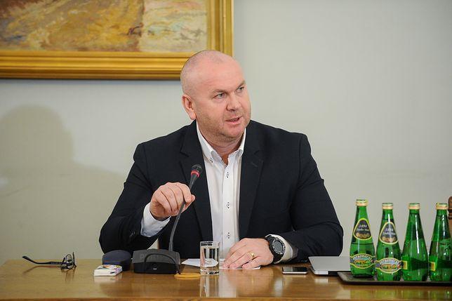 Były szef CBA przed komisją ds. Amber Gold. Paweł Wojtunik: wykonaliśmy swoją pracę