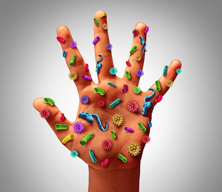 Choroby brudnych rąk