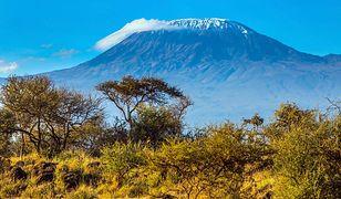 Tanzania. Palą się zbocza Kilimandżaro