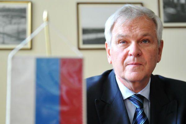 Ambasador Rosji nie przyłączył się do akcji #jedzjabłka
