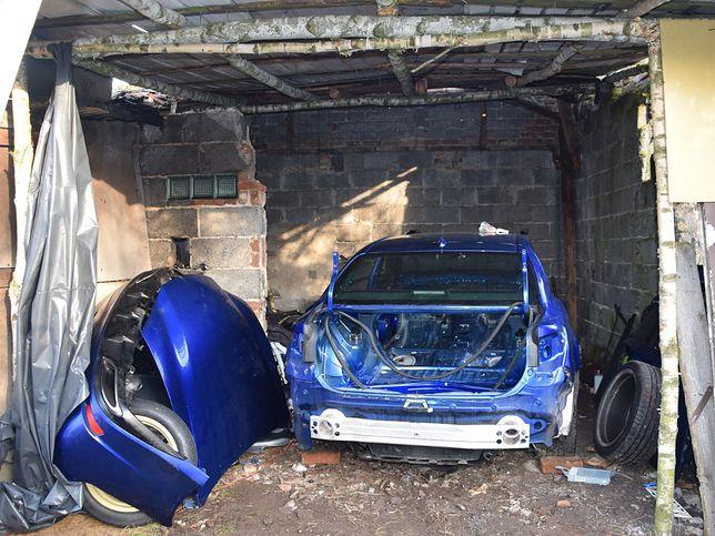 Warszawa. Lexus zniknął z Pragi. Kilka godzin później był w częściach