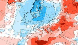 Pogodowa katastrofa na początku maja. Polska w centrum chłodnych anomalii