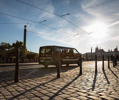 Podwiozą pod same drzwi. Czeski przewoźnik rozpycha się w Krakowie