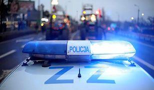 Warszawa. Zderzenie dwóch aut. Jeden z kierowców miał blisko trzy promile