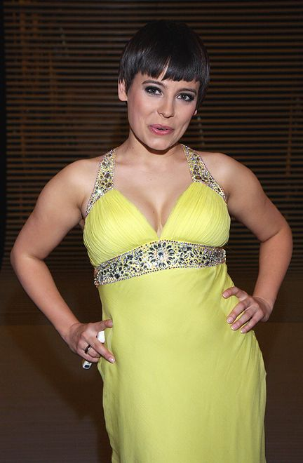 Anna Mucha - Wiktory 2008 rok