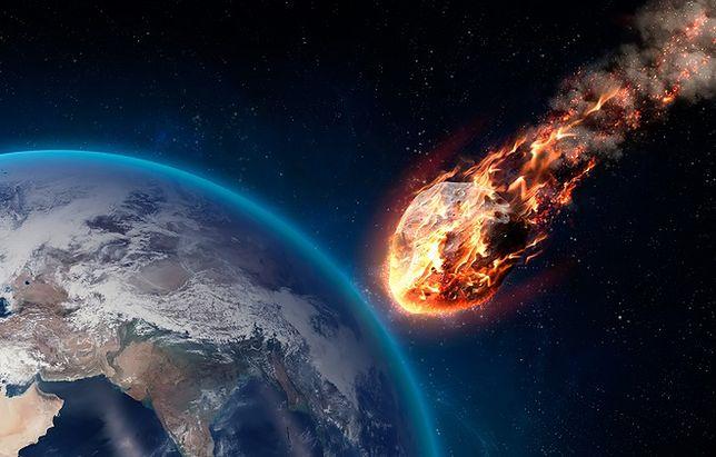 Allende - najdokładniej zbadany meteoryt. Mamy jego fragment w Polsce