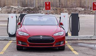 Tesla. Problemy z nową funkcją