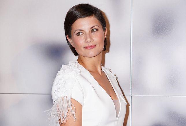 Agnieszka Sienkiewicz ma aplikację do poprawiania urody