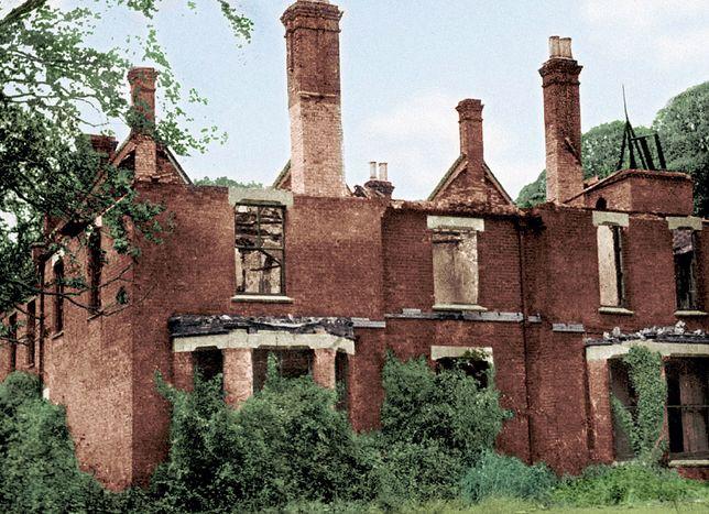 Różne legendy krążą na temat niektórych miejsc w Anglii