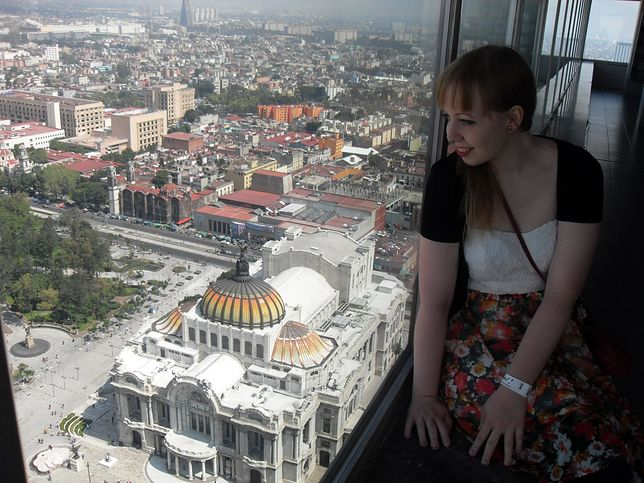 Polka też może zakochać się w Meksyku