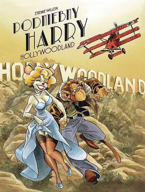 Podniebny Harry 2 – Hollywoodland