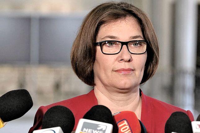 Beata Mazurek: zachęcałabym prezydenta, żeby witał Jarosława Kaczyńskiego osobiście