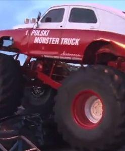 """Z kultowej Warszawy zrobili """"Monster trucka"""" ! [WIDEO]"""