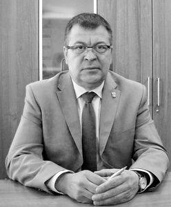 Burmistrz Wołomina opłakuje zmarłego kolegę. Na terenie gminy ogłoszono żałobę
