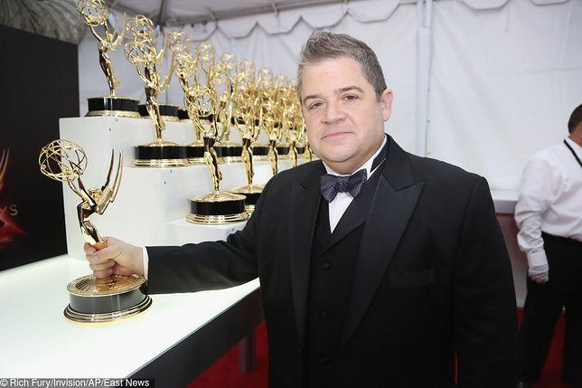 Aktor na rozdaniu nagród Emmy 2016