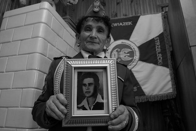 """Józefa Życińska """"Zośka"""" służyła w oddziale Jana Piwnika """"Ponurego"""""""