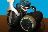 FantAsia: test słuchawek Tronsmart Encore S6 z wyciszaniem i głośnika Element T6. W BT siła! - Blue + tooth ;)